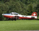 Piaggio P-149 HB-KIU