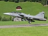 Czech Republic - Air Force Saab JAS-39D Gripen 9820