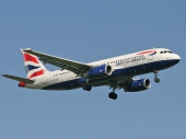 British Airways G-EUUB Airbus A320-232