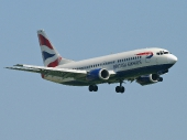 British Airways G-LGTG Boeing 737-3Q8