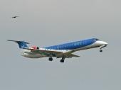 British Midland BMI G-RJXH Embraer ERJ-145 Regional Jet