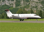Canadair CL-600-2B16 Challenger 601-3A N765WT