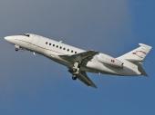 Cat Aviation HB-IAU Dassault Falcon 2000EX