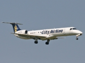 City Airline SE-RAC Embraer ERJ-135