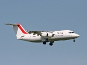 CityJet EI-RJD BAE Systems Avro 146-RJ85