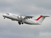 CityJet EI-RJN British Aerospace Avro RJ85