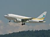 Comlux Aviation Matla 9H-AFT Airbus A318-112 Elite (CJ)