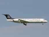 Contact Air StarAlliance D-AGPK Fokker F100