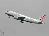 Croatia Airlines 9A-CTL Airbus A319-112