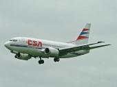 Czech Airlines (CSA) OK-CGH Boeing 737-55S