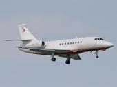 Dassault Falcon 2000 HB-IAX