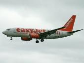 easyJet Airline G-EZKA Boeing 737-73V