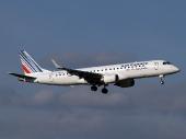 Air France (Regional Airlines) F-HBLH Embraer ERJ-190-100STD 190STD