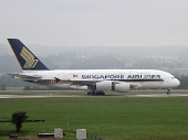 Singapore Airlines 9V-SKP Airbus A380-841