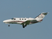 Globe Air OE-FHA Cessna 510 Citation Mustang