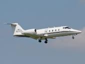 Goldeck-Flug OE-GRR Learjet 55