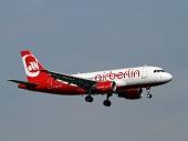 Air Berlin HB-JOY Airbus A319-112