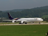 Thai Airways Airbus A340-642 HS-TNE