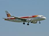 Iberia EC-JVE Airbus A319-111