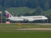 Qatar Airways A7-BCC Boeing 787-8 Dreamliner