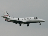 Jet Aviation Business Jets AG HB-VMY Cessna 550B Citation Bravo