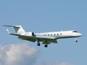 Jet Aviation HB-IVZ Gulfstream V