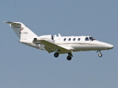 Jet Aviation HB-VOD Cessna 525 Citation CJ1