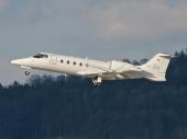 JetClub AG HB-VOZ Learjet 60