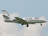 Jetclub HB-VNU Cessna 500 Citation I LW
