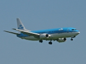 KLM - Royal Dutch Airlines PH-BDY Boeing 737-406