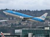 KLM - Royal Dutch Airlines PH-BPB Boeing 737-4Y0