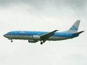 KLM - Royal Dutch Airlines PH-BTA Boeing 737-406