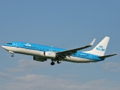 KLM - Royal Dutch Airlines PH-BXD Boeing 737-8K2