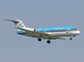 KLM - Royal Dutch Airlines PH-JCH Fokker 70