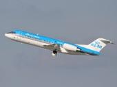 KLM - Royal Dutch Airlines PH-KZO Fokker 70
