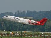 Adria Airways S5-AAD Canadair Regional Jet CRJ200LR
