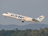 Adria Airways S5-AAE Canadair CL-600-2B19