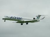 Adria Airways S5-AAK Canadair Regional Jet CRJ900