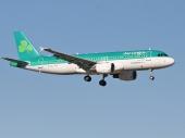 Aer Lingus EI-DEL Boeing B757-200