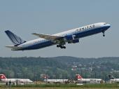 United Airlines N652UA Boeing 767-322/ER