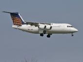 Lufthansa Regional Eurowings D-AEWD British Aerospace BAe 146-200