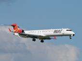 Macedonian Airlines Z3-AAG Canadair Regional Jet CRJ900ER