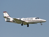 NetJets Europe CS-DHC Cessna 550B Citation Bravo