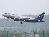 Aeroflot - Russian Airlines VP-BDM Airbus A319-111