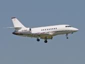 NetJets Europe CS-DLE Dassault Falcon 2000EX