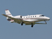 NetJets Europe CS-DXN Cessna 560 Citation XLS