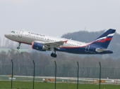 Aeroflot - Russian Airlines VP-BUK Airbus A319-112