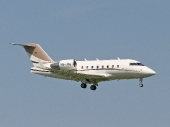 Nomad Aviation HB-JRG Canadair Challenger 604