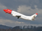 Norwegian Air Shuttle LN-KKF Boeing 737-3K2