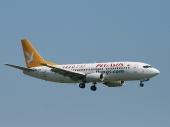 Pegasus Airlines TC-TJB Boeing 737-3Q8